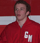 Jake Keene (2004).  8th Place at the 2004 PIAA Championships.